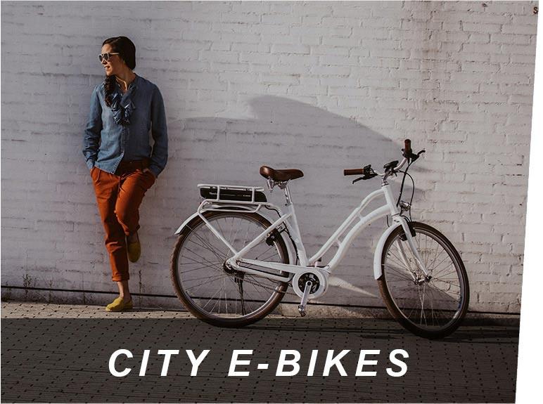 City E-Bikes & E-Bikes vom E-Bike Center Zeller in Passau