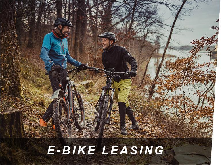 E-Bike Leasing, ein E-Bike Service von Zeller in Passau