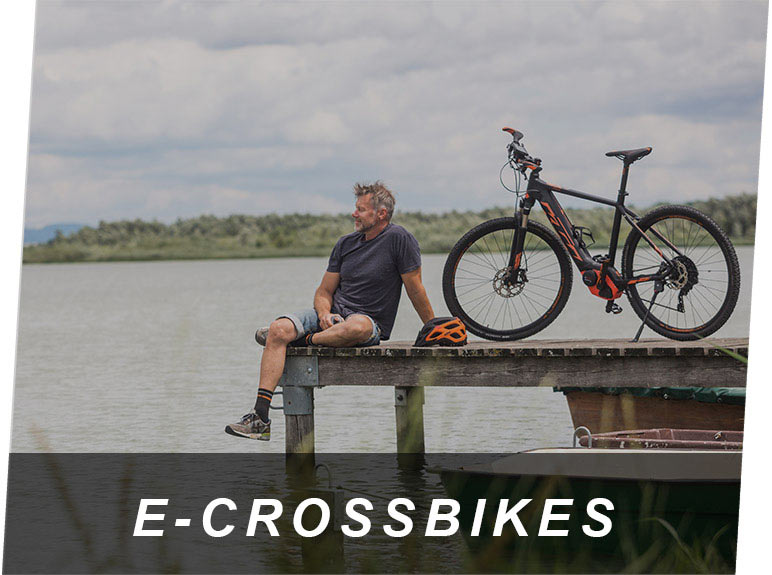 E-Crossbike Passau
