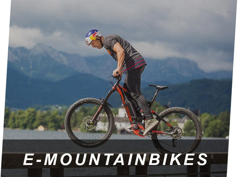 E-Mountainbike Passau