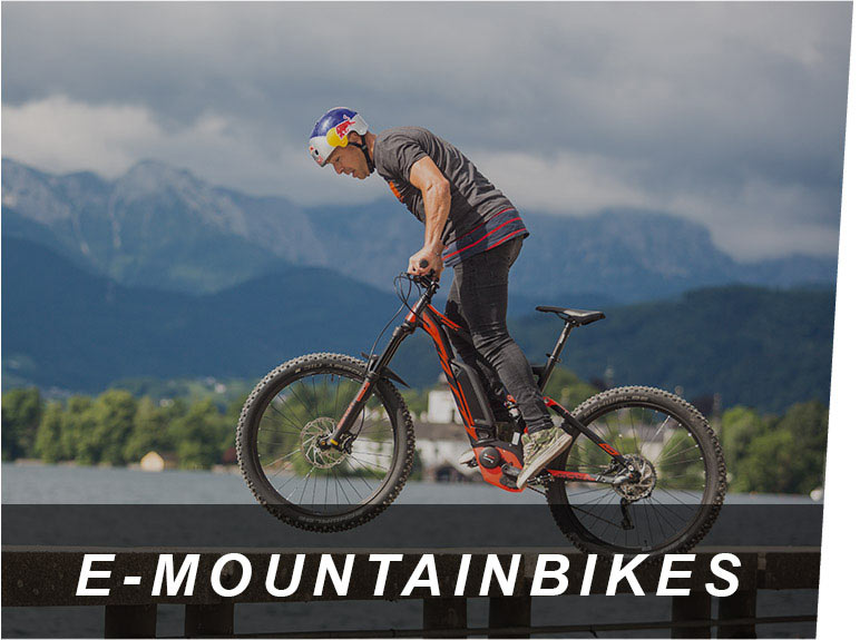 E-Mountainbikes & E-Bikes von Zeller E-Bike Center