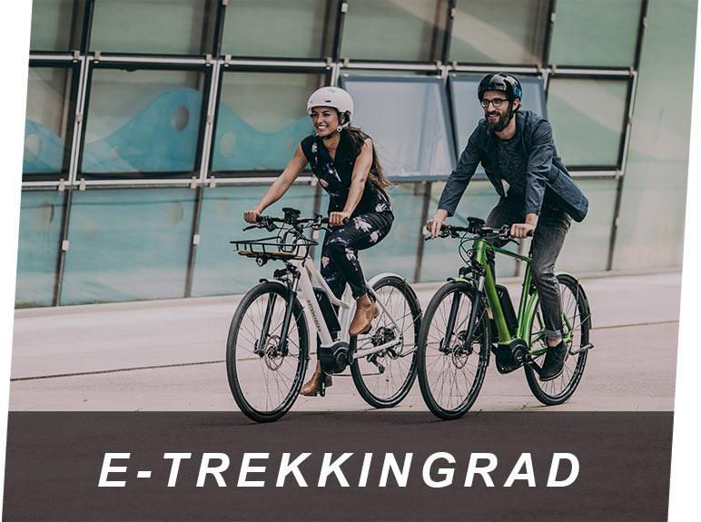 E-Trekkingrad & E-Bikes vom E-Bike Center Zeller in Passau