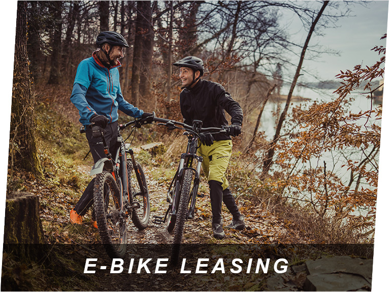 E-Bike Leasing Passau