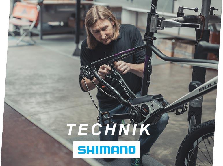 Technik E-Bike Zubehör