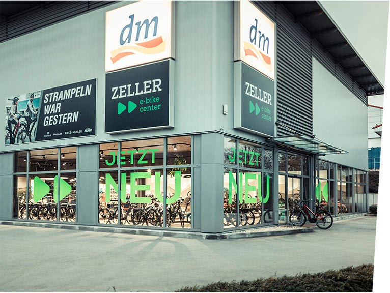 E-Bike Center Zeller in Passau