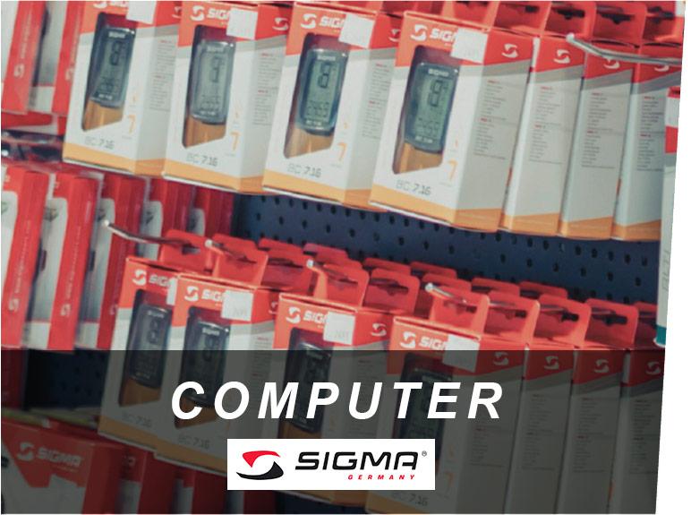 E-Bike Zubehör Computer