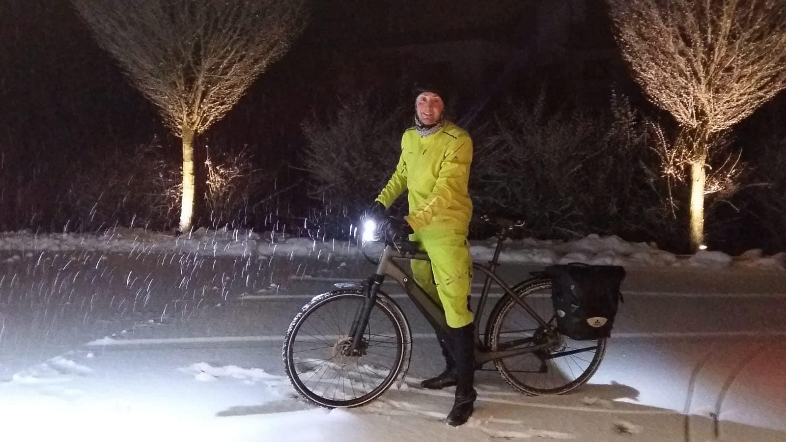 Ausfahrten Im Winter