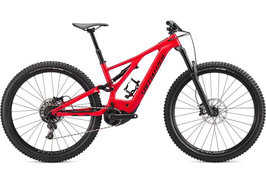 Specialized Turbo Levo Rot