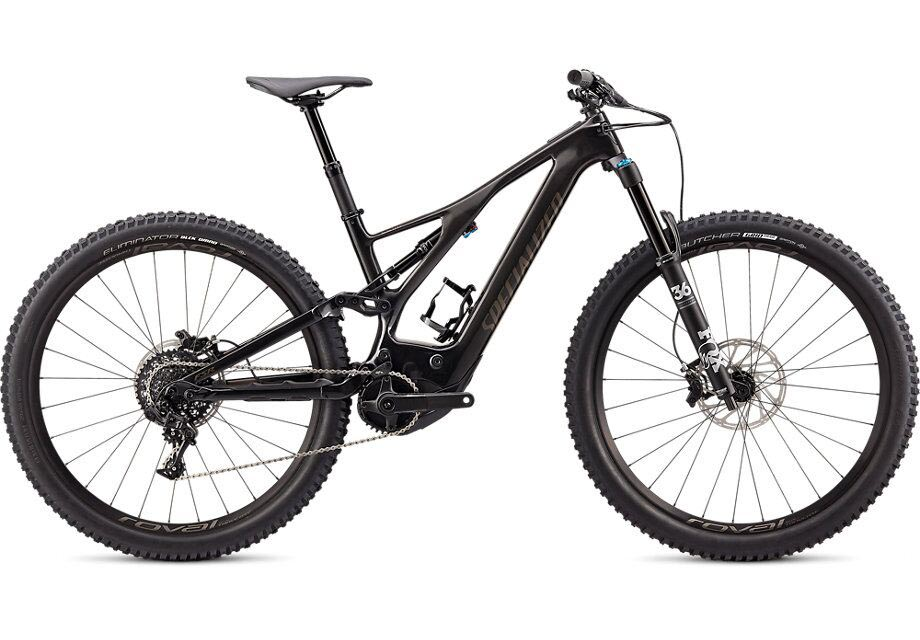 Specialized Turbo Levo Expert Carbon Schwarz