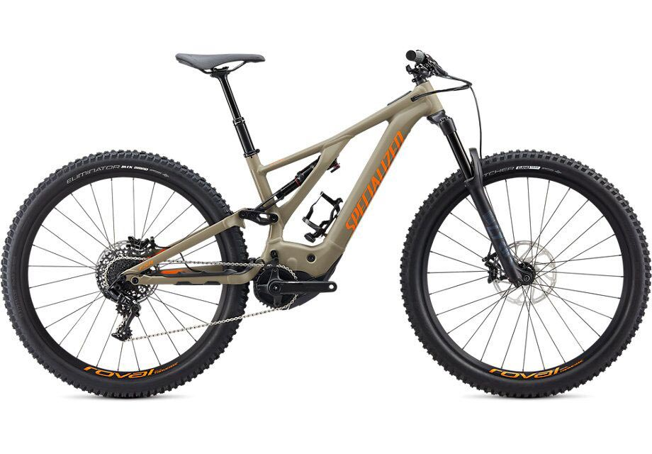 Specialized Turbo Levo Comp Taupe-Orange