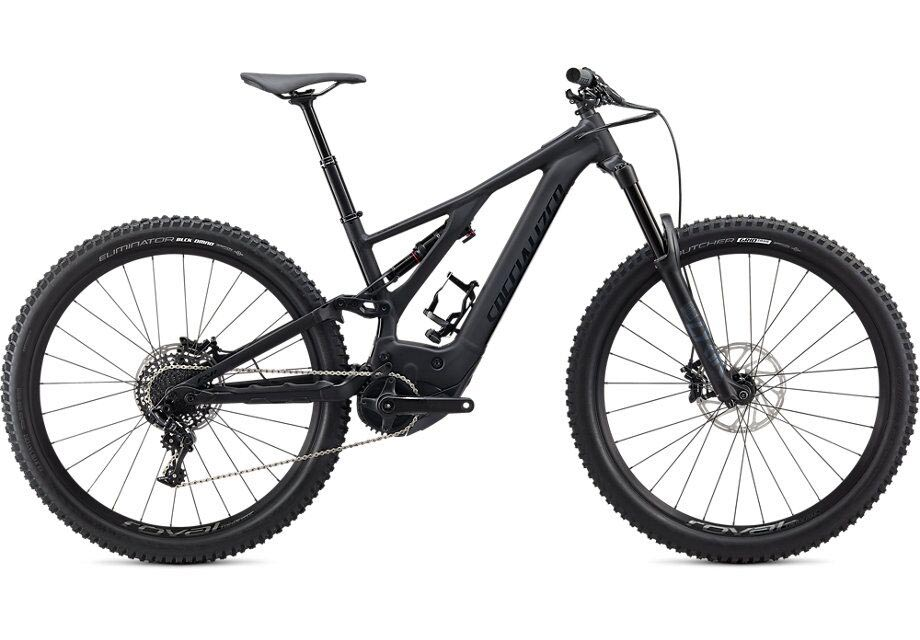 Specialized Turbo Levo Comp Schwarz