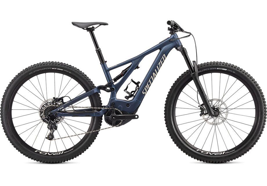 Specialized Turbo Levo Blau