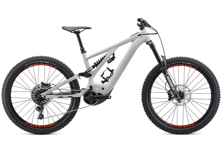 Specialized KENEVO-COMP Dove Grey-Red